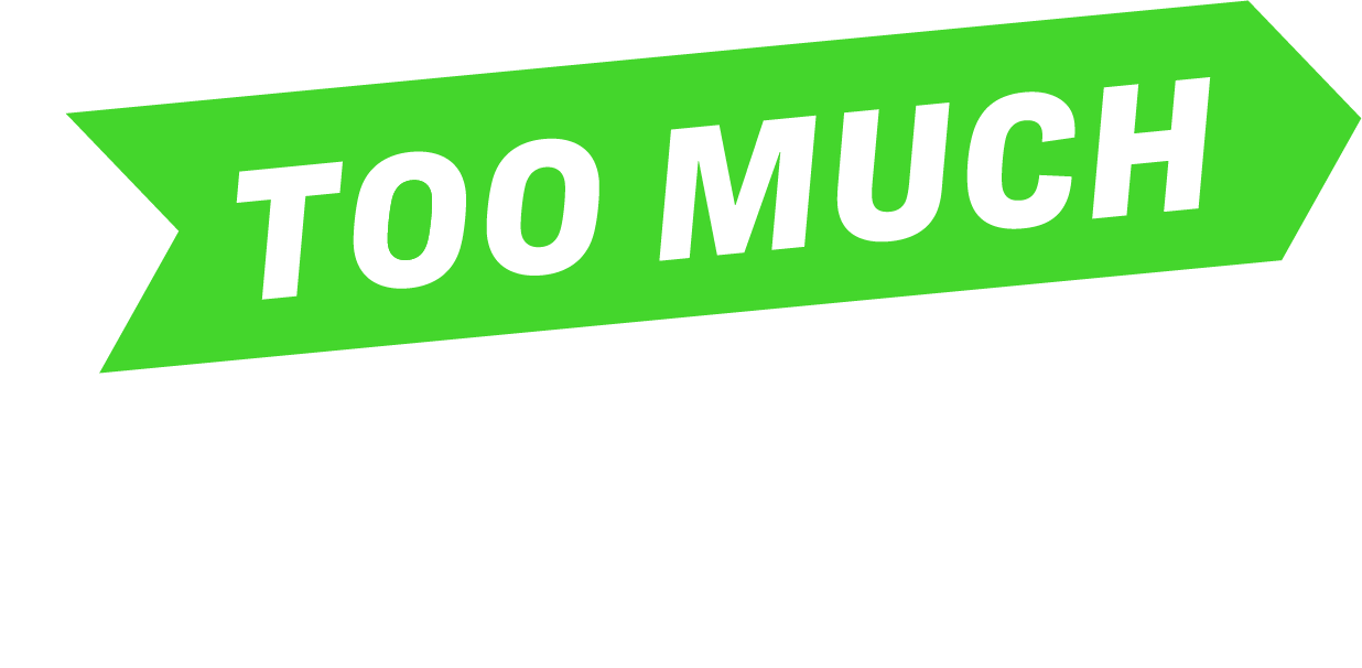 Too Much To Lose Logo